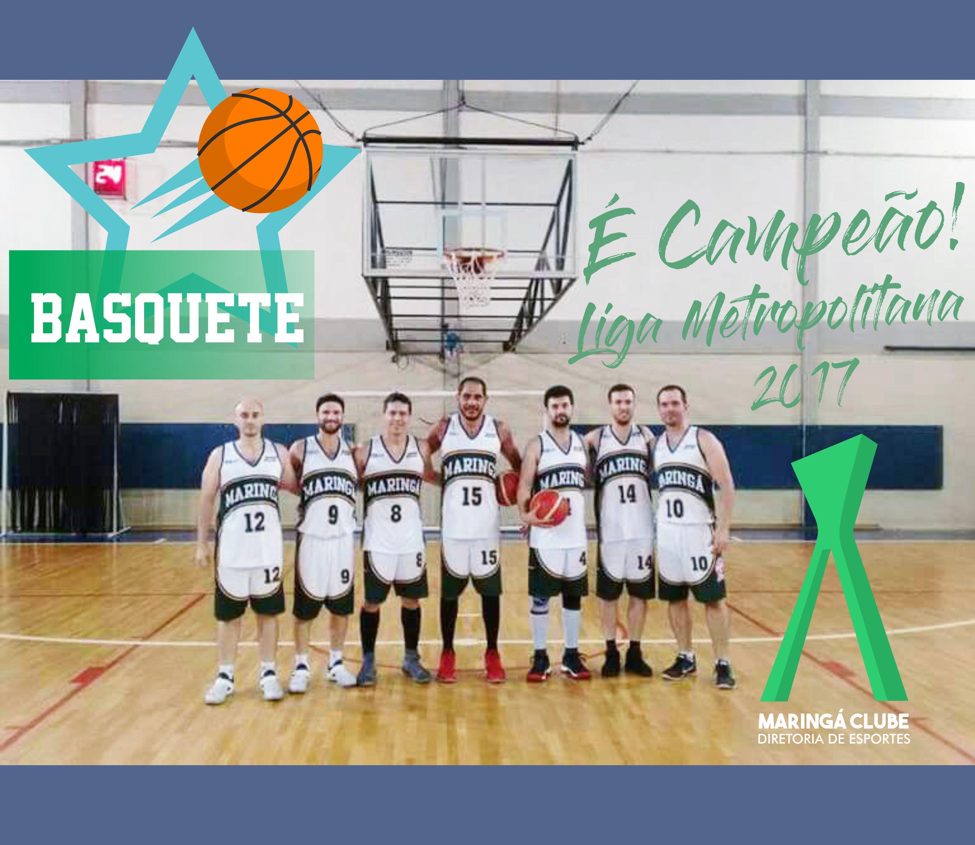 basquete campeão